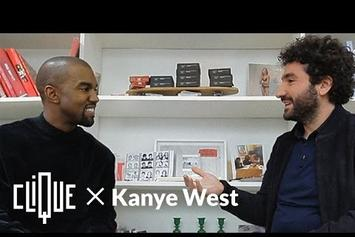 "Kanye West Calls Drake An ""Amazing Sparring Partner"""