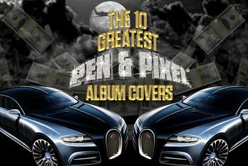 The 10 Greatest Pen & Pixel Album Covers