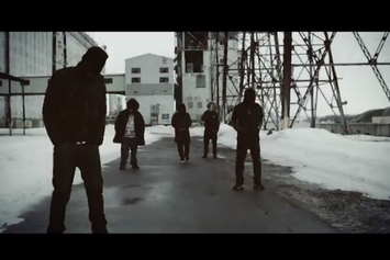 "Milli Millz ""Ghost Town"" Video"