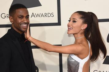Justin Bieber Gets Handsy With Ariana Grande Onstage, Big Sean Reacts