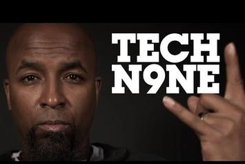 Tech N9ne Breaks Down Collaborations With Lil Wayne, Wiz Khalifa, T-Pain & More