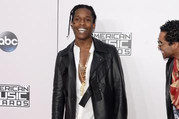 "Kanye West Reportedly Has Production On ASAP Rocky's ""A.L.L.A"""