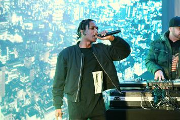 "Tracklist Revealed For A$AP Rocky's ""A.L.L.A"""