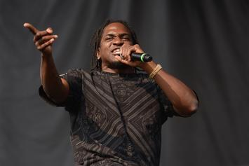 "Pusha T Responds To Leaked Track, Calls ""King Push"" A ""Masterpiece"""
