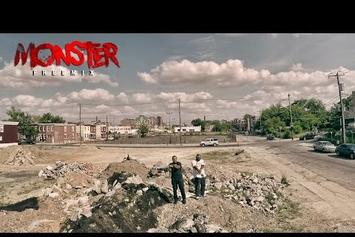 "Freeway & Scholito ""Monster (Freestyle)"" Video"