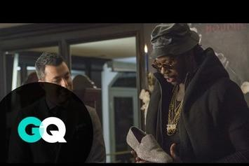"""2 Chainz Checks Out Some Diamond Shoes In """"Most Expensivest Shit"""""""