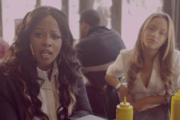 "Ron Browz Feat. Remy Ma ""She Don't Like Me (Remix)"" Video"