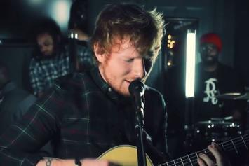 "Ed Sheeran Covers Fetty Wap's ""Trap Queen"""