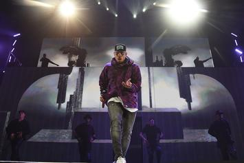 "Chris Brown Announces ""One Hell Of A Nite"" Tour With Fetty Wap, Kid Ink, Omarion & Teyana Taylor"
