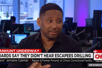Maino Talks Recent NY Prison Escape On CNN