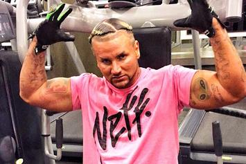 "Riff Raff Reveals ""Peach Panther"" Cover Art"