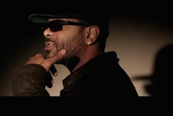 "Jim Jones ""Cops & Rappers"" Video"
