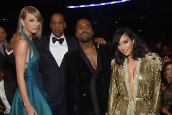 Taylor Swift Credits Jay Z For Helping Her Reconcile With Kanye West