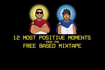 "12 Most Positive Moments From Chance The Rapper & Lil B's ""Free Based"" Mixtape"