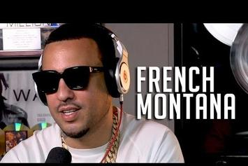 French Montana On HOT 97