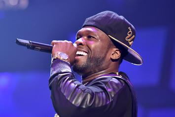 """50 Cent Responds To Cookie's Jab On """"Empire"""": """"You Know I Hit That"""""""