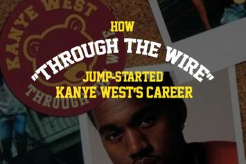 """How """"Through The Wire"""" Jump-Started Kanye West's Career"""