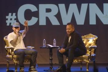 Mac Miller's CRWN Interview With Elliott Wilson