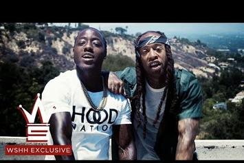 """Ace Hood Feat. Ty Dolla $ign """"I Know How It Feel"""" Video"""