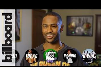 Big Sean Names His Top 5 West Coast MC's Of All Time