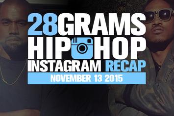 28 Grams: Hip Hop Instagram Recap (Nov 7-13)