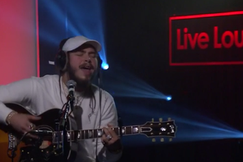 "Watch Post Malone Cover Kanye West's ""Heartless"""