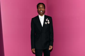 Kylie Jenner Left The Club With A$AP Rocky Last Night