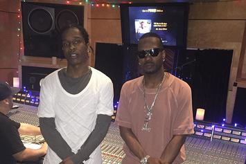 ASAP Rocky & Juicy J Are Back In The Studio