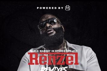 "Rick Ross Reveals Tracklist For ""Renzel Remixes"""
