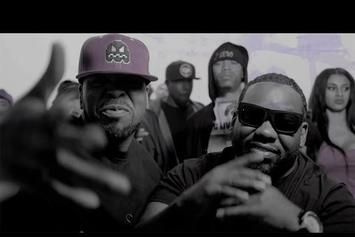 "Method Man Feat. Raekwon & Inspectah Deck ""The Purple Tape"" Video"