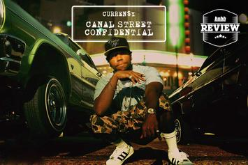 """Review: Curren$y's """"Canal Street Confidential"""""""