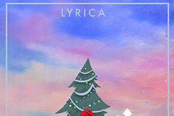 "Listen To Lyrica Anderson's New Holiday-Themed EP ""Christmas Baby"""