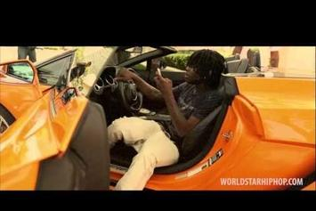 "Chief Keef ""Where Ya At (Freestyle)"" Video"