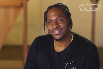 "Pusha T Talks About The Clipse's Break-Up In VICE's ""Autobiographies"""