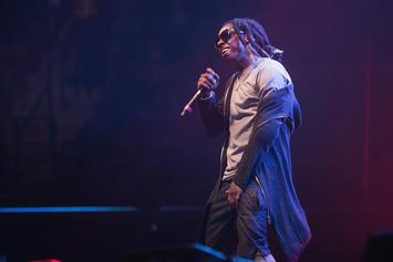 Lil Wayne Is Reportedly Drinking Lean Again