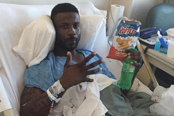 "Jay Rock To Be Released From Hospital In ""A Few Days"""