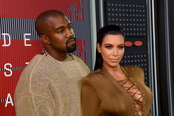 The First Photo Of Saint West Arrives Online