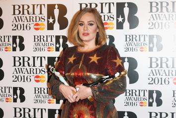 "Adele Declined To Appear On Macklemore's ""This Unruly Mess I've Made"""