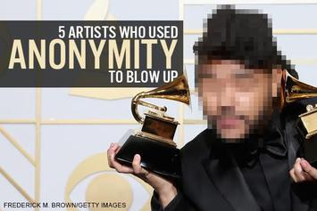 5 Artists Who Used Anonymity To Blow Up