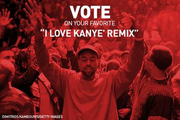 "Vote For Your Favorite ""I Love Kanye"" Remix"