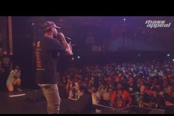 "Dave East & Nas Perform ""Forbes List"" At SXSW"