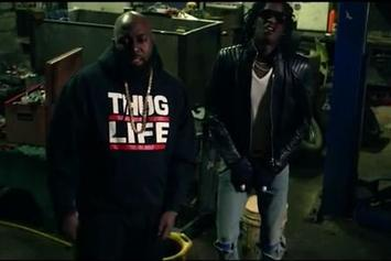 "Trae Tha Truth Feat. Young Thug ""Slugs"" Video"