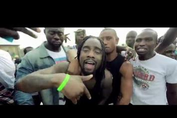 "Wale ""The God Smile"" Video"