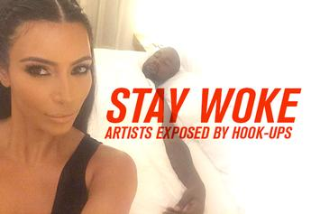 Stay Woke: Artists Exposed By Hook-Ups