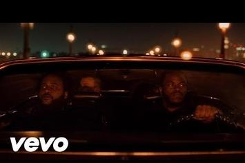 "Bas Feat. The Hics ""Matches"" Video"