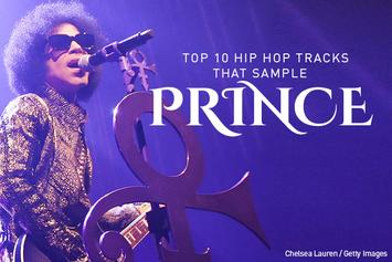 Top 10 Hip Hop Tracks That Sample Prince