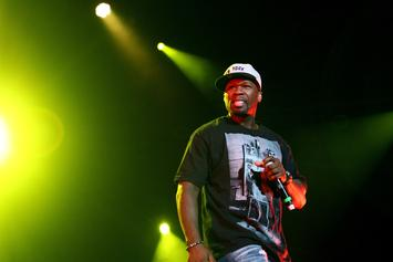 "50 Cent To Troy Ave Following Attempted Murder Charge: ""Hold Ya Head"""