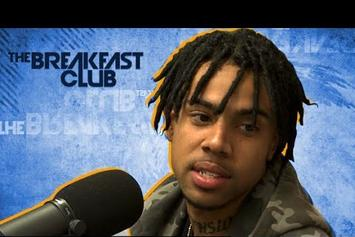 Vic Mensa On The Breakfast Club