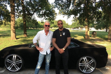 "Slim Thug Greets Anthony Bourdain For Houston ""Parts Unknown"" Episode"