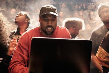 """Kanye West Updates """"The Life Of Pablo"""" With The Addition Of """"Saint Pablo"""""""